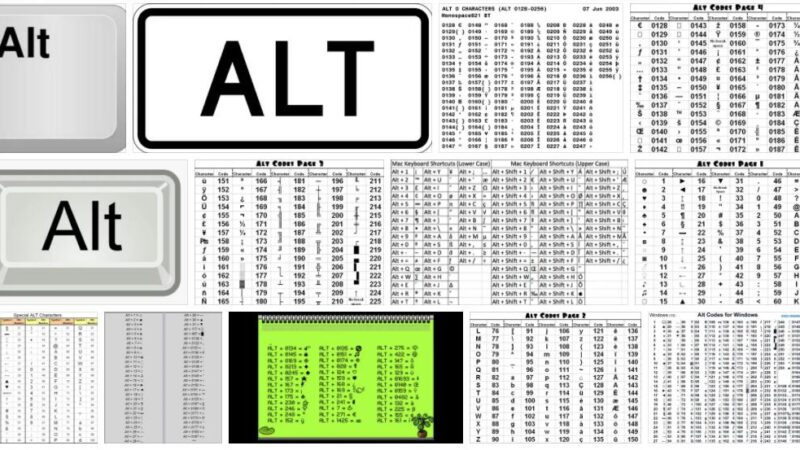 Meaning of Alt