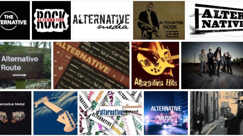 Meaning of Alternative