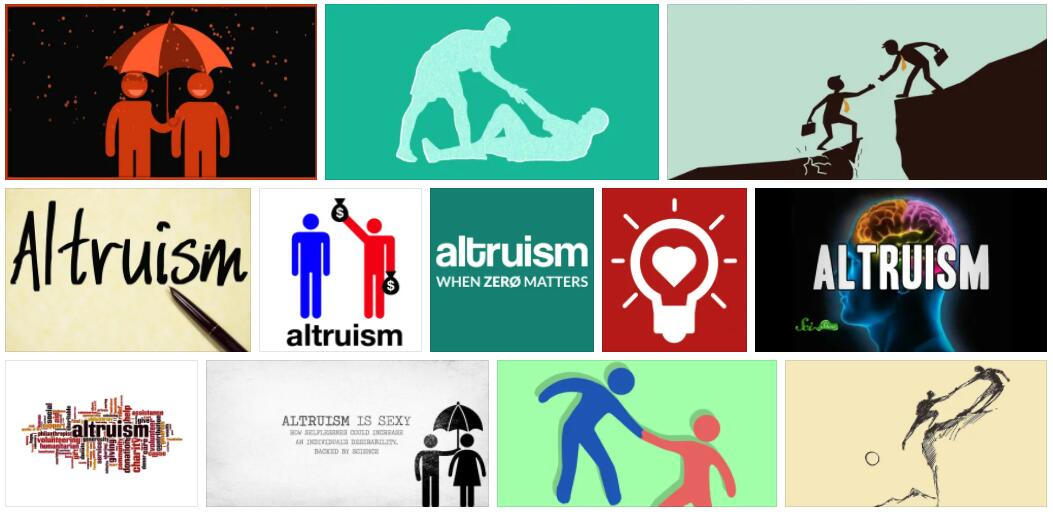 Meaning of Altruism