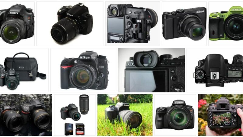 Meaning of Digital Camera