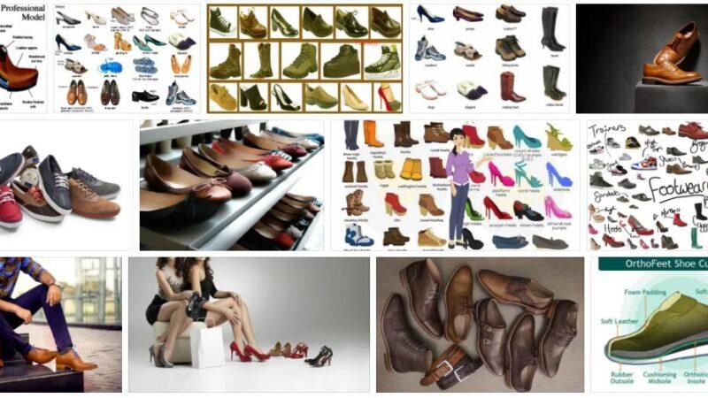 Meaning of Footwear