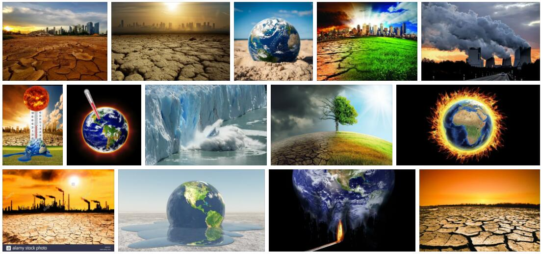 Meaning of Global Warming