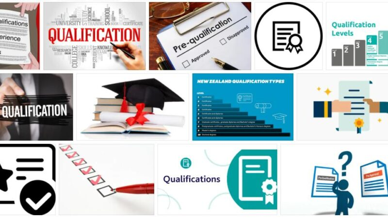 Meaning of Qualification