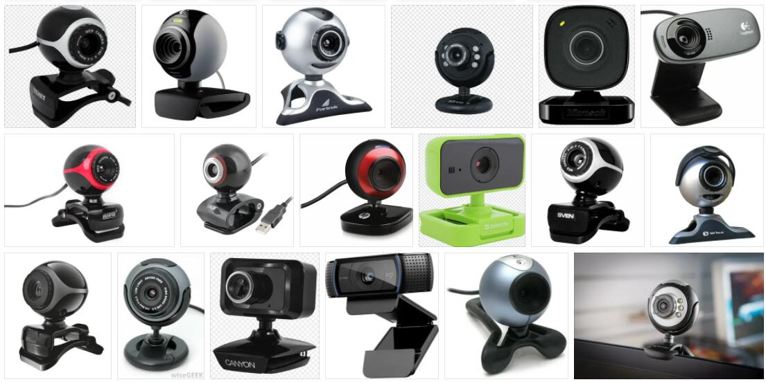 Meaning of Webcam