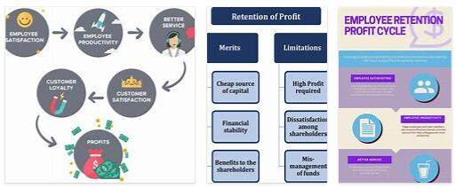 Meanings of Retention of Profits