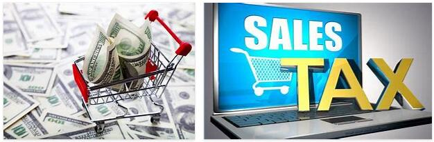 Meanings of Sales Tax Act